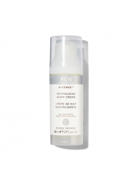 Moisturizer REN V-Cense™ Revitalising Night Cream 50ml