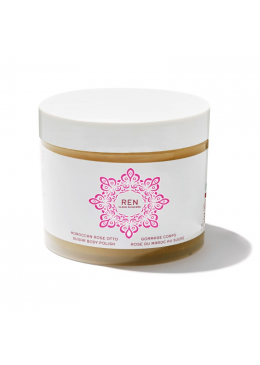 Tẩy Da Chết Moroccan Rose Otto Sugar Body Polish 330ml
