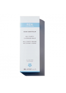 Makeup Remover REN Rosa Centifolia™ No.1 Purity Cleansing Balm 100ml
