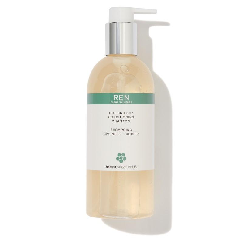Chăm Sóc Tóc REN Dầu Gội & Xả Oat and Bay Conditioning Shampoo 300ml