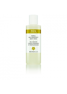 Body Wash & Gel REN Neroli & Grapefruit Body Wash 100ml