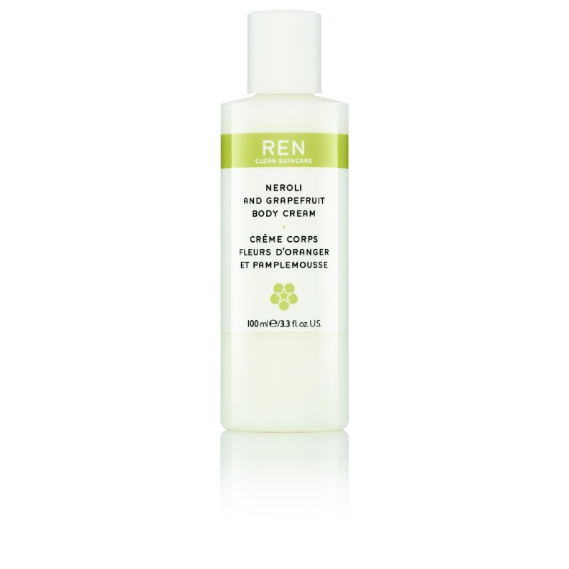 Body Cream REN Neroli and Grapefruit Body Cream 100ml