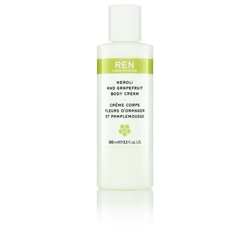 Body Cream REN Neroli and Grapefruit Body Cream 100ml
