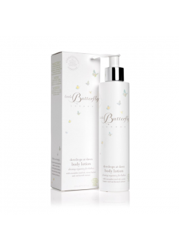 Moisturizer Little Butterfly London Dewdrops At Dawn Body Lotion For Baby 200ml