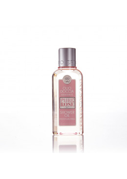 Dầu Tắm Hoa Hồng Shower Oil Pure Rose 125ml