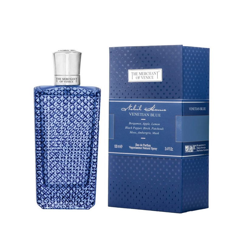Oceanic The Merchant of Venice Eau De Parfum Venetian Blue 100ml