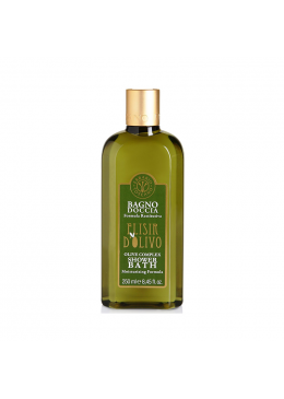 Natural Bath & Body Care Erbario Toscano Shower Bath Elisir D'olivo 250ml