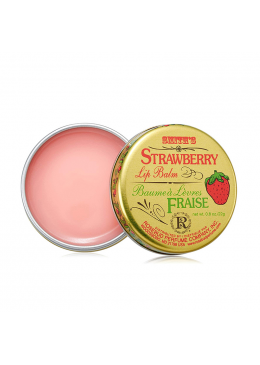 Strawberry Lip Balm 22gr