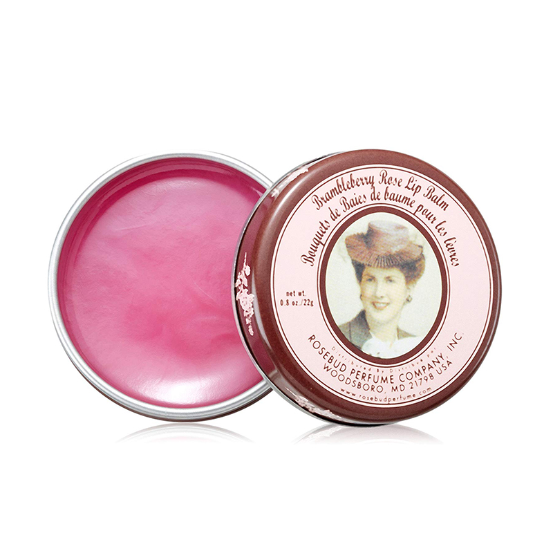 Lip Smith's Rosebud Salve Rosebud Brambleberry Rose Lip Balm 22gr
