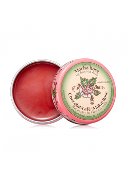 Lip Smith's Rosebud Salve Mocha Rose Lip Balm 22gr