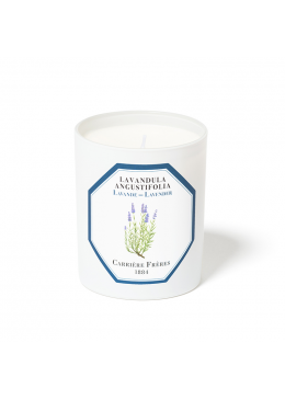 Nến Thơm Carrière Frères Nến Thơm Hương Oải Hương Candle Lavender 185gr