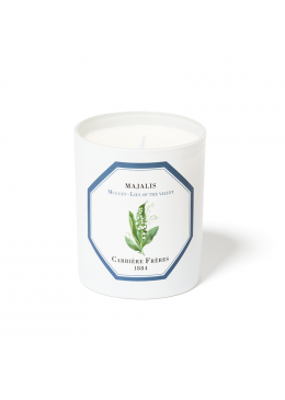 Candle Carrière Frères Candle Lily Of The Valley 185gr