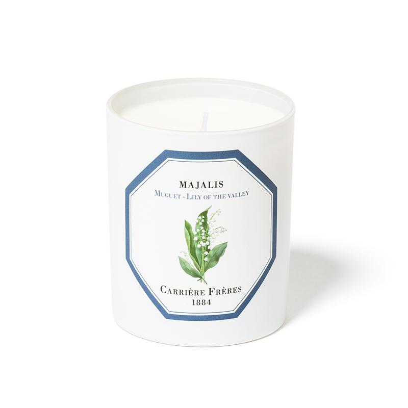 Nến Thơm Carrière Frères Nến Thơm Hương Hoa Linh Lan Candle Lily Of The Valley 185gr
