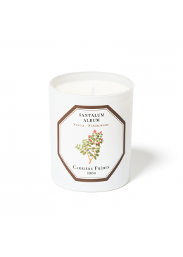 Candle Sandalwood 185gr