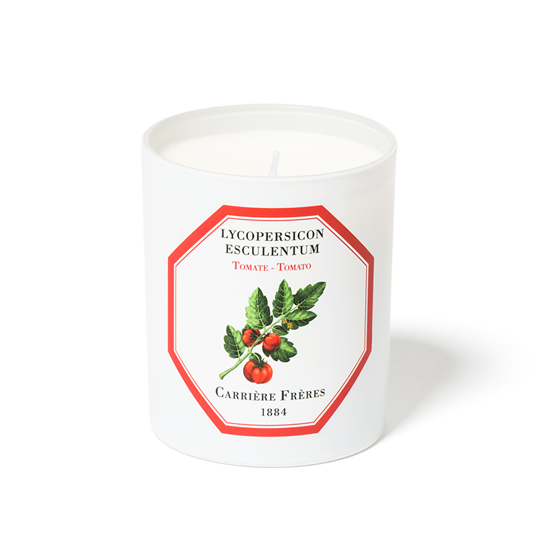 Candle Carrière Frères Candle Tomato 185gr