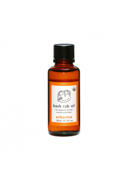 Back Rub Oil 125ml