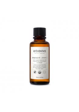 Massage Oil Erbaviva Shaping Oil 120ml