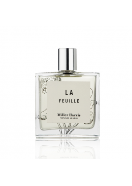 Green Miller Harris Eau De Parfum La Feuille 100ml
