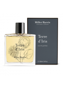 Feminine Fragrances Miller Harris Eau De Parfum Terre D'iris 50ml