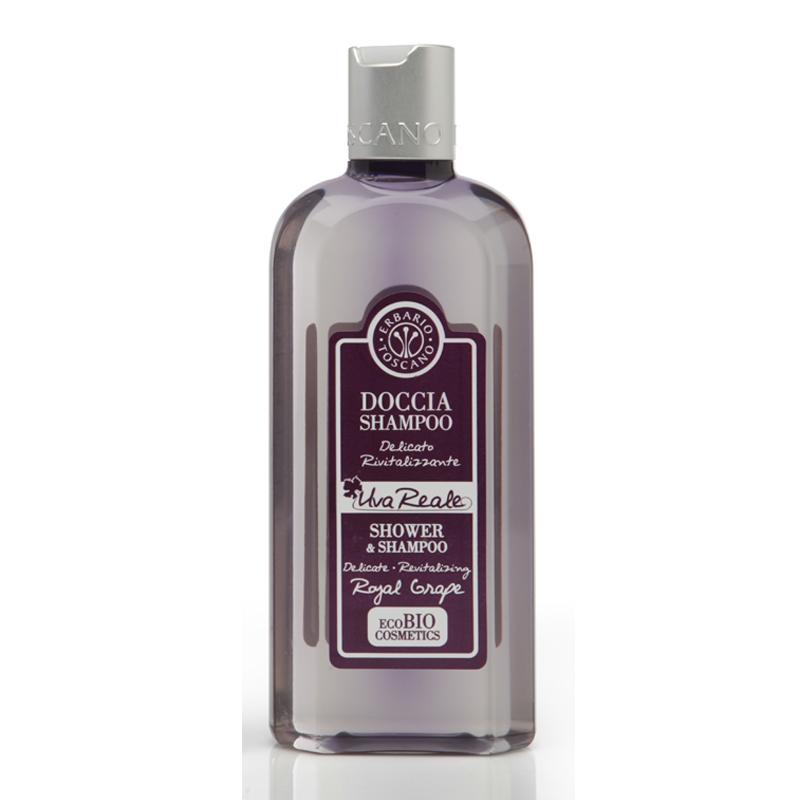 Shampoo Erbario Toscano Shower Shampoo Royal Grape 250ml