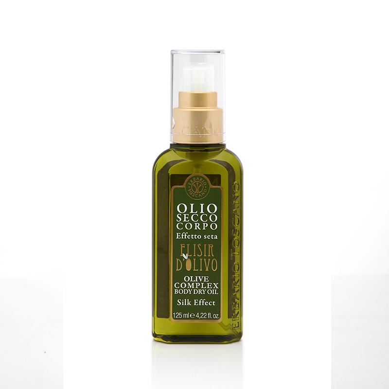Dry Oil Erbario Toscano Body Dry Oil Elisir D'olivo 125ml