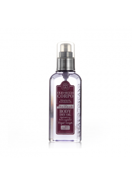 Dầu Dưỡng Thể Body Dry Oil Royal Grape 125ml