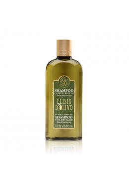 Dầu Gội Đầu Erbario Toscano Dầu Gội Shampoo Elisir D'olivo 250ml