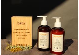 Erbaviva Organic Skincare – Chăm Sóc Dịu Nhẹ Cho Cả Gia Đình.